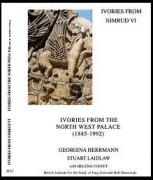 The front cover of Ivories from Nimrud, vol. VI